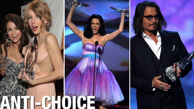 The People's Choice Awards Suck