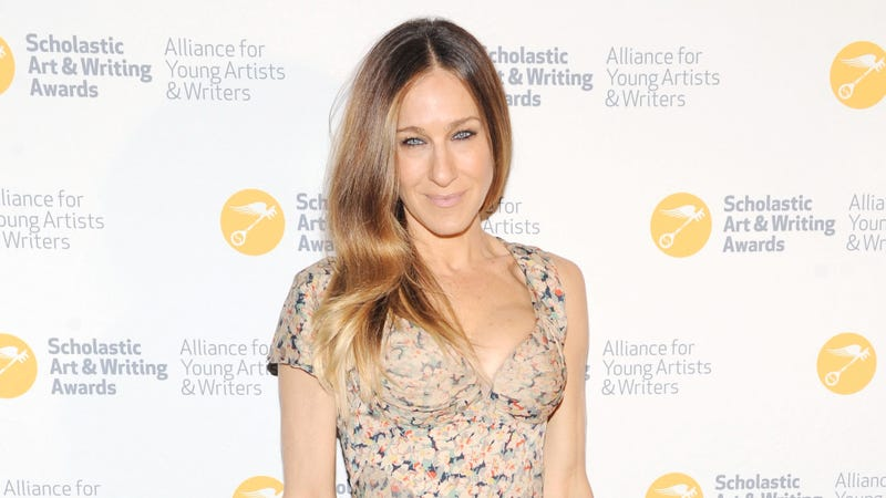 Sarah Jessica Parker Launching That Shoe Line You've Been Waiting For