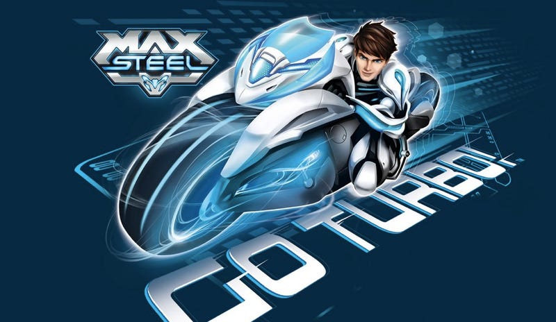 We're getting a Max Steel movie instead of a Thundercats movie