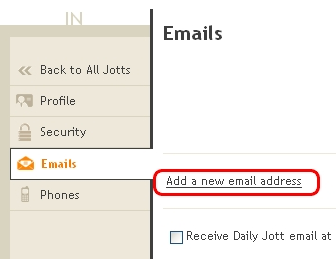Jott Your Way To EverNote Bliss