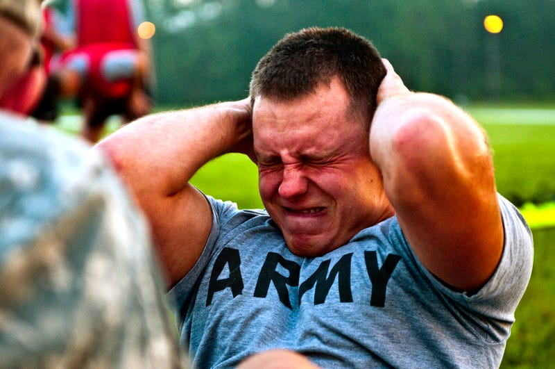 Military Physical Fitness Tests, Ranked