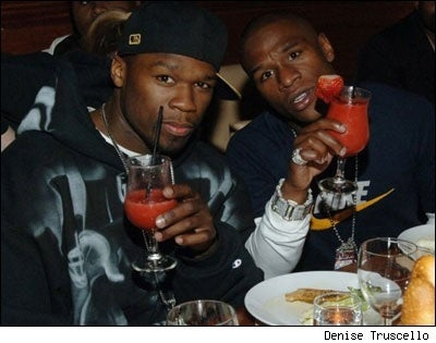 The Debut of Money Mayweather
