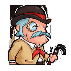 Henry Hattsworth and the Puzzling Adventure – Sit On It, Layton