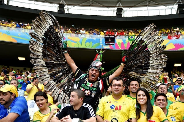 Your Brazil-Mexico Open Thread