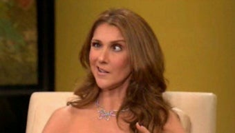 Celine Dion: A Very Animated Woman