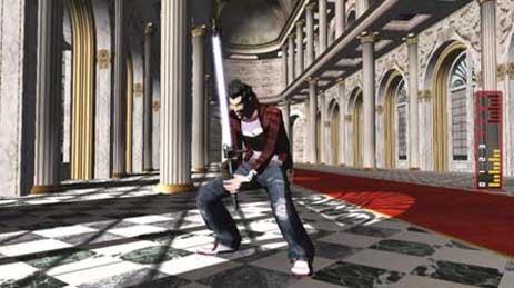 No More Heroes Designer Wants Travis Touchdown In Next Smash Bros.
