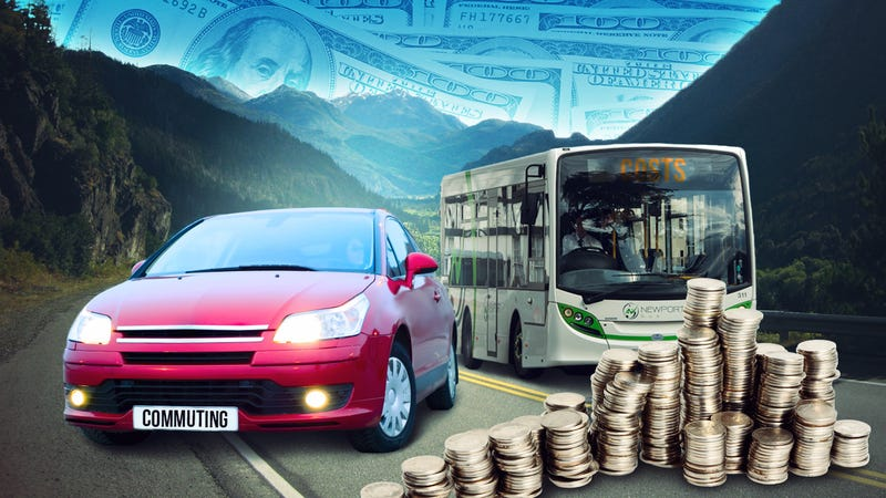 Four Realistic Ways to Cut Your Commuting Costs