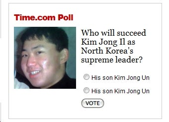 Famous Magazine Thinks All Koreans Look Like Kim Jong Un