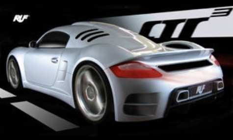 UPDATE: Raising the RUF: Cayman-Based Tuner to Top Out at 224 mph