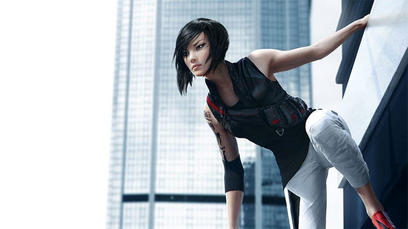 "Mirror's Edge 2 Is ""Open World"", More Of An ""Action Adventure"""