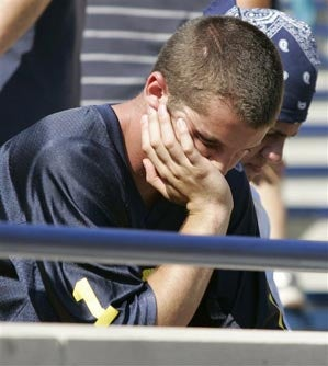 Don't Even THINK Of Ranking Michigan In Your Top 25