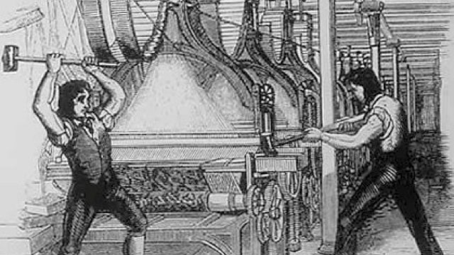 Here's Where the Word Luddite Really Comes From