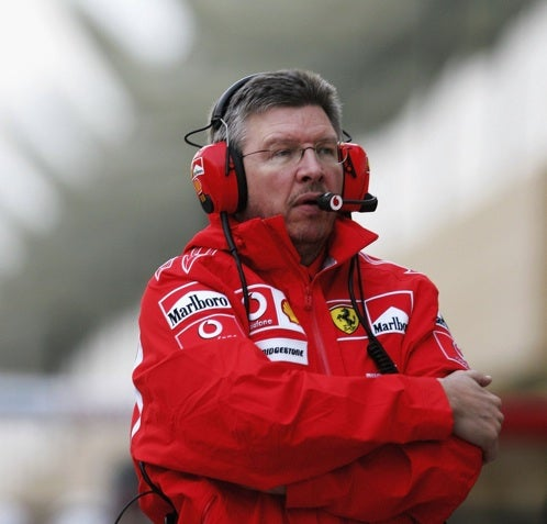 "Ross Brawn In 2001: ""The Last Thing You Want Is A Driver Whingeing In The Press."""
