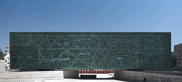These GIFs Turn Famous Buildings Into Shape-Shifting Toys