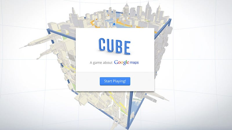 You Can Finally Play Google Map's Labyrinth Game