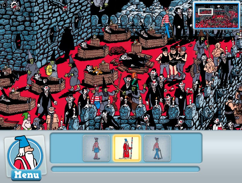 Where's Waldo and I Spy For iPad: Worth Seeking Out