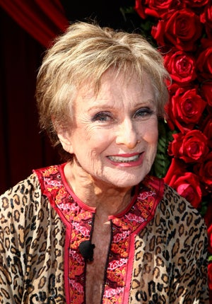 "What Will Cloris Leachman Do Next? ""I Could Get Pregnant"""