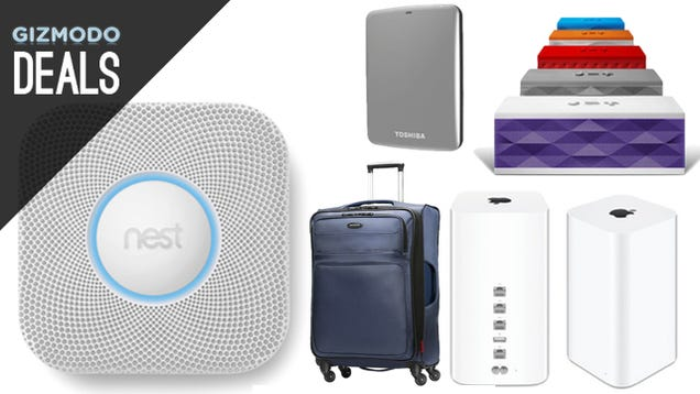 Deals: Nest Protect Returns, Hard Drives, $20 Polarized Sunglasses