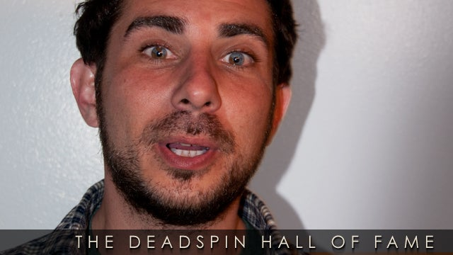 2011 Deadspin Hall Of Fame Nominee: A.J. Daulerio