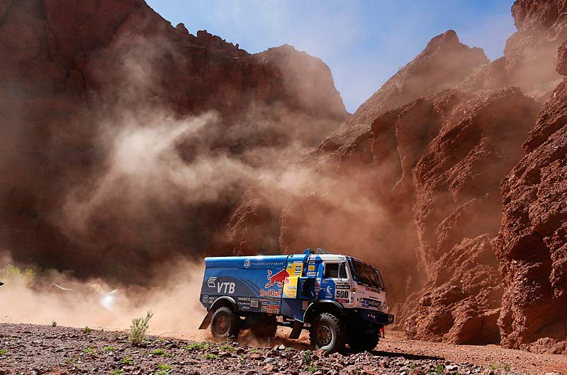 Daily Dakar: Stage 6