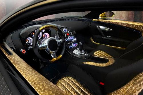 Mansory Bugatti Veyron