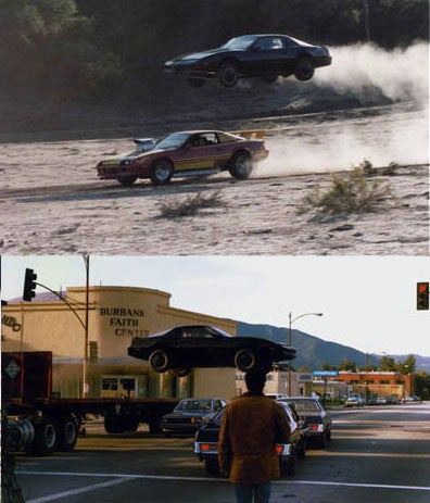 Greatest Car Chases In Science Fiction