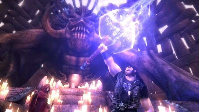 Four New Glimpses of Brutal Legend