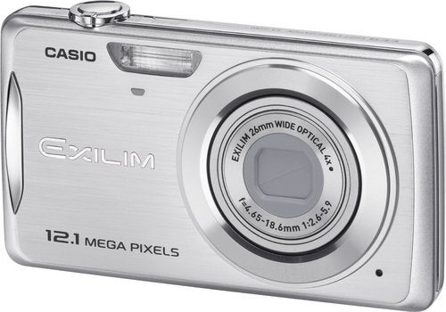 Casio's Budget EXILIM Zoom ZZ-280 Records in 720p, EX-Z33 For $120