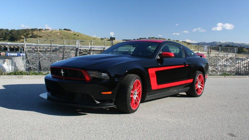 Boss Mustang gallery