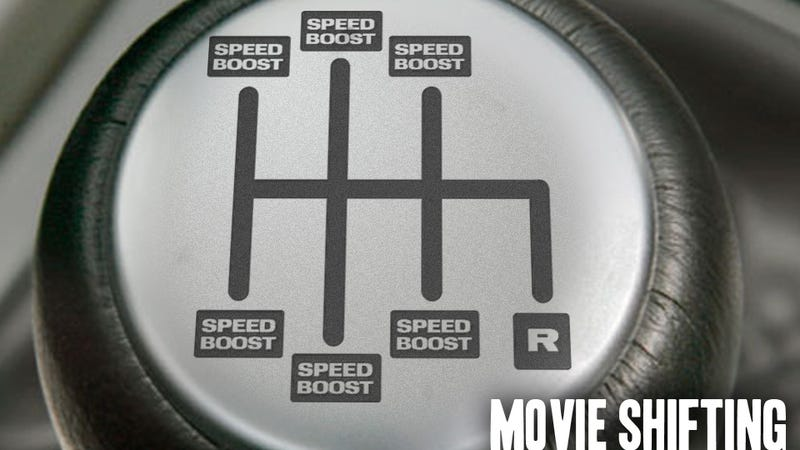 Oh, So That's How Shifting Works In Movies