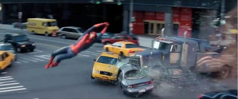 Screencaps Reveal All the Secrets in the Amazing Spider-Man 2 Trailer!