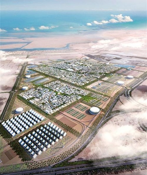 Masdar City Will Be The World's First Carbon Neutral Land