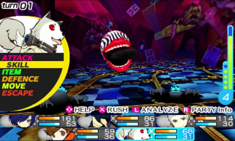 Persona Q is a Mixture of Old School Gameplay and Fanboy Joy