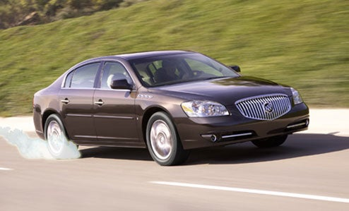 2011 Buick Lucerne With Rear-Wheel Drive Is Not Dead Yet