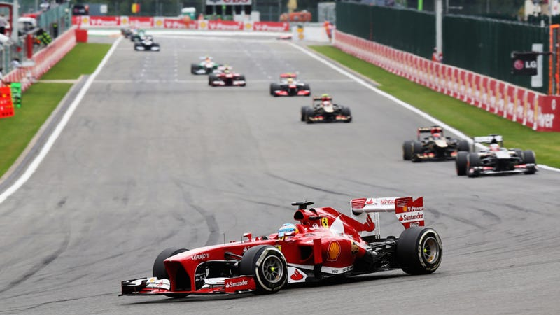 Does Today's F1 Race Prove We're In A Golden Era?