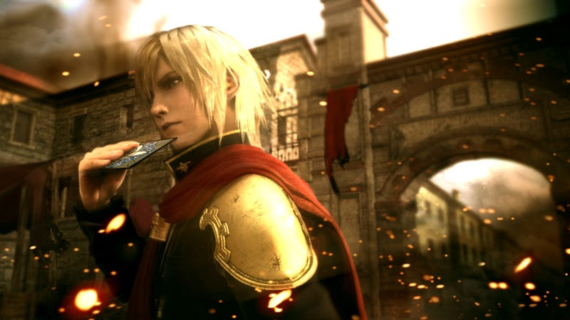 Final Fantasy Type-0 Gets A Western Release... On PS4 And Xbox One