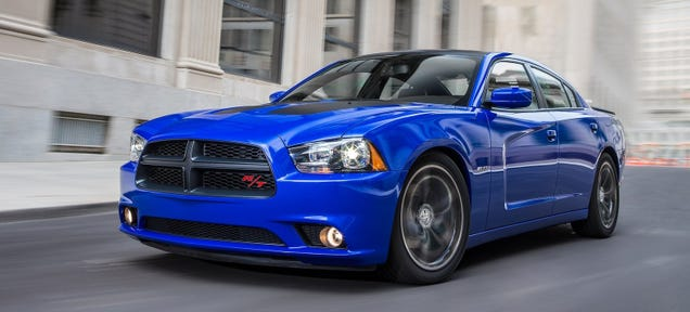Don't Slam The Door Of Your Dodge Charger Or The Airbag Will Inflate