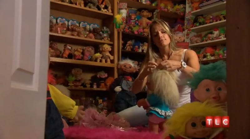 Meet the Woman Who Owns Over 3,000 Troll Dolls