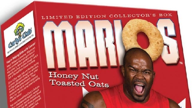 This Cereal's Font—and Its Namesake—Seem to Scream 'Mario'