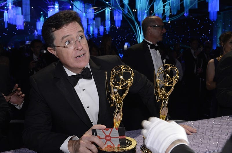 Stephen Colbert Will Replace David Letterman as Host of The Late Show