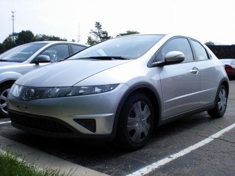 Euro Honda Civic Spotted in Detroit Is Diesel Prototype