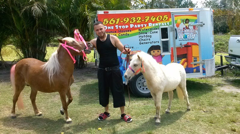 Did You Rent a Pony from this Alleged MS-13 Member?