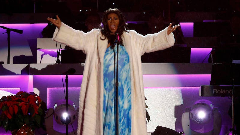 Aretha Franklin Was Pissed She Couldn't Eat Takeout In A Restaurant