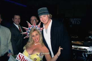 Shake Your Rump For Jeremy Shockey