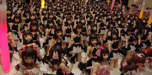 Can You Have Too Many Namco iDOLM@STER Idols?