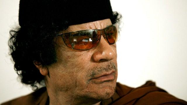 Qaddafi's 'Voluptuous' Ukrainian Nurse Speaks