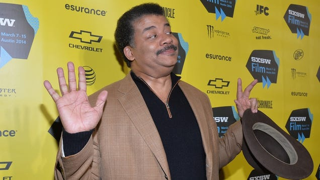 The National Review Just Fake Geek Girl'd Neil deGrasse Tyson
