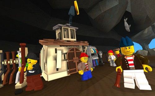 Lego Universe Gnarled Forest