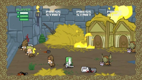Download The Castle Crashers Soundtrack For Free