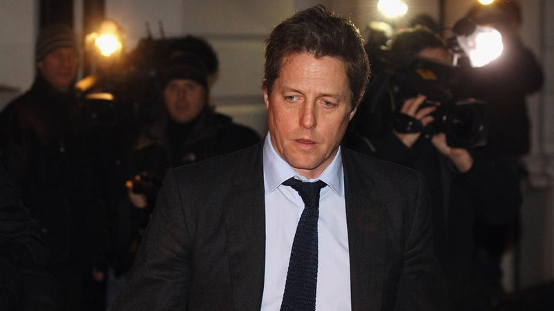 Hugh Grant Has No Proof to Back His Testimony That His Phone Was Hacked